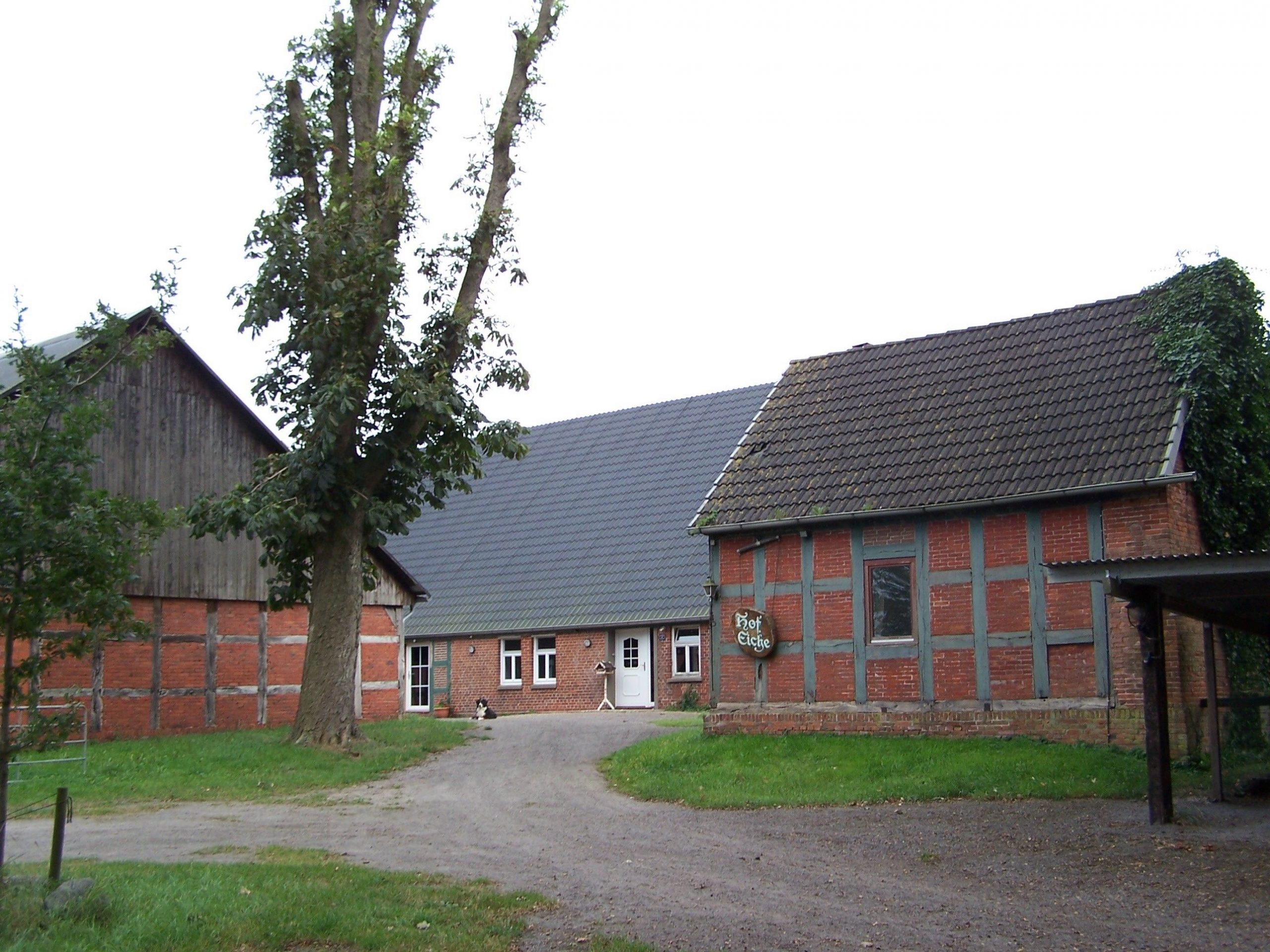 Hofeiche Lilienthal bei Bremen