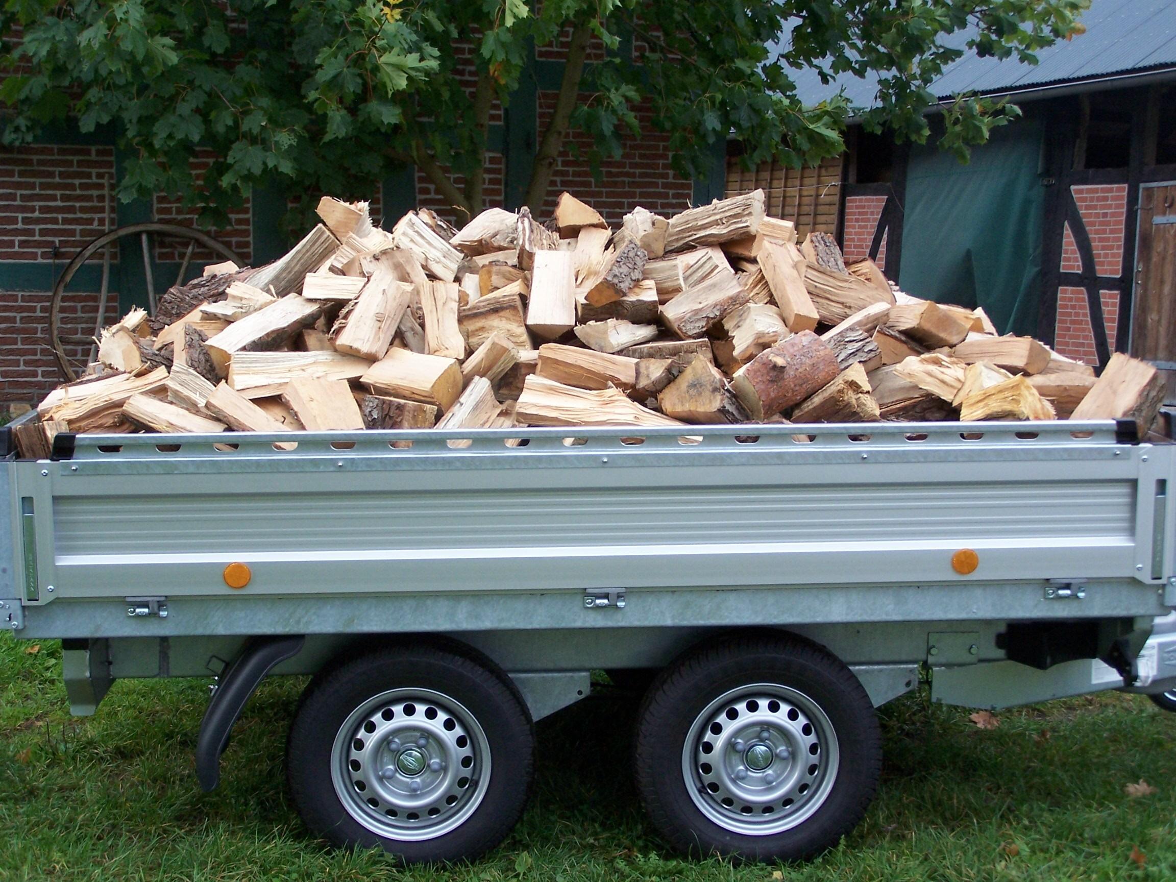 Feuerholz aus Lilienthal